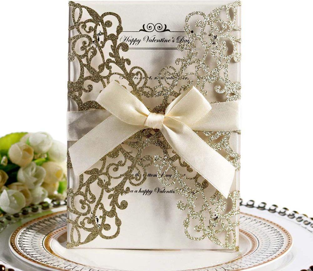 invitaciones 50 aniversario bodas de oro