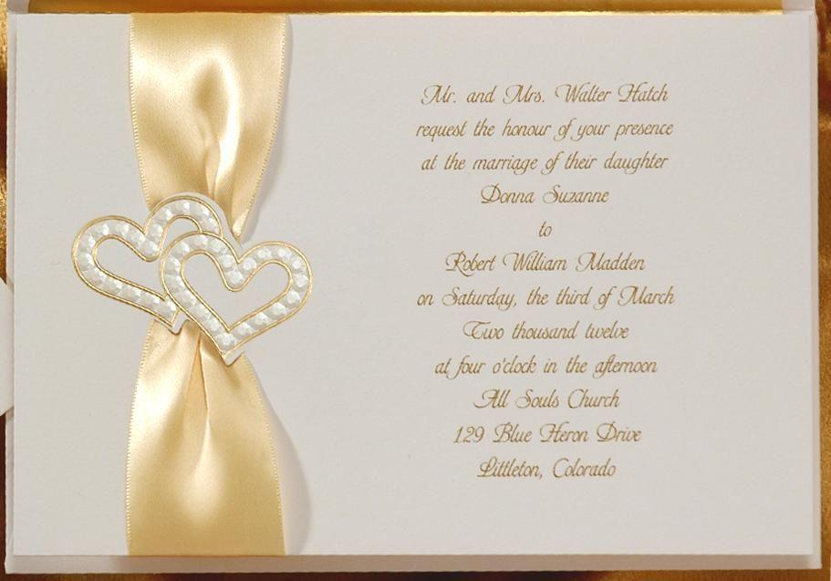 dedicatoria e invitaciones a bodas de oro