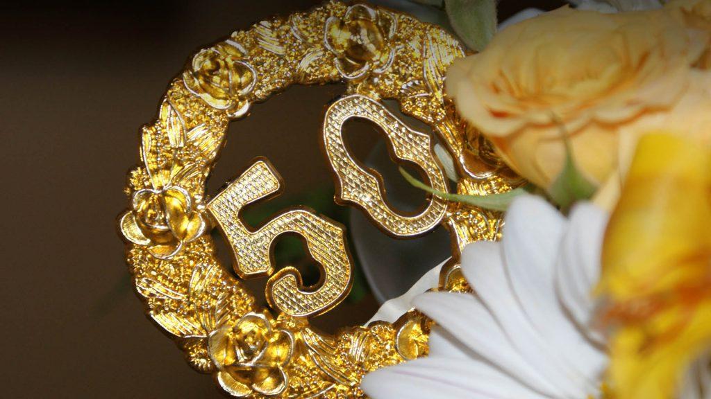 bodas de oro frases