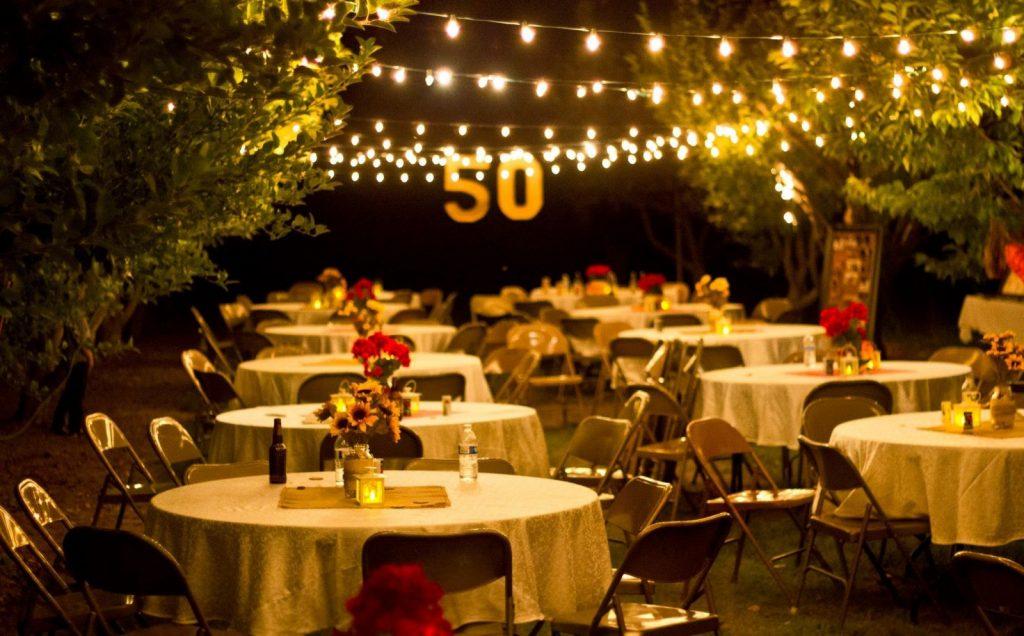 bodas de oro eventos