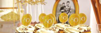 Sorpresas para bodas de oro